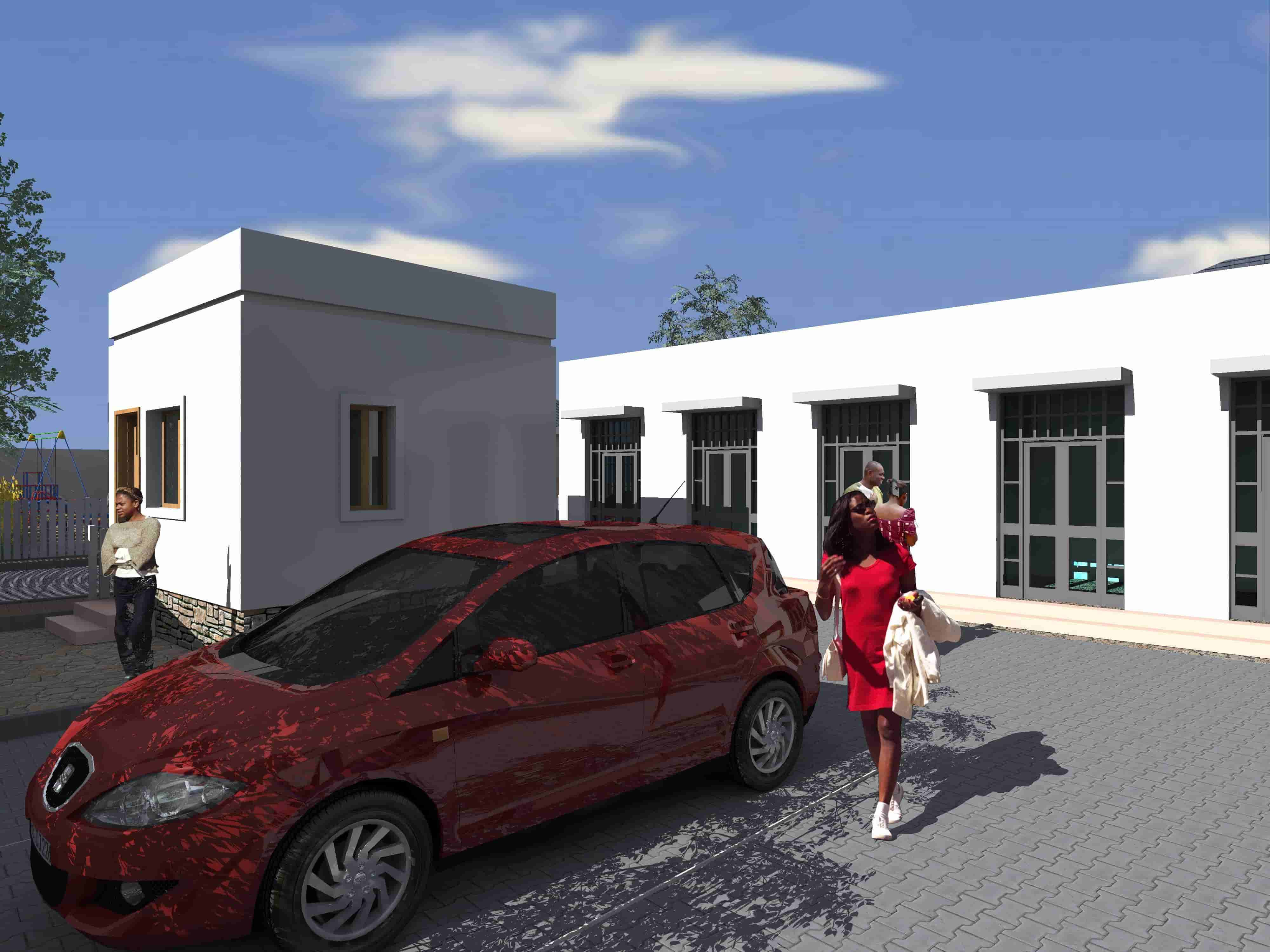 Proposed Residential Estate, Owerri