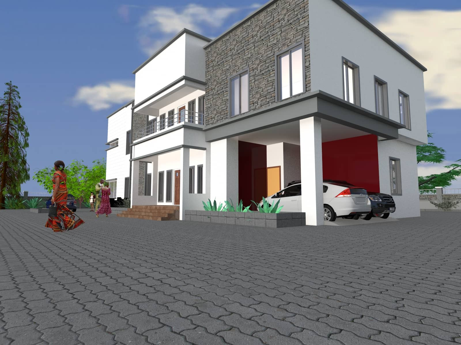 Private Residence, Owerri