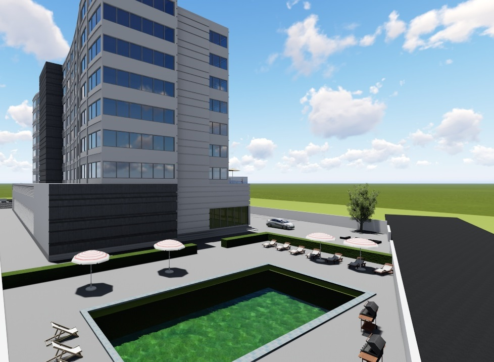 Proposed 5-Star Hotel, Owerri