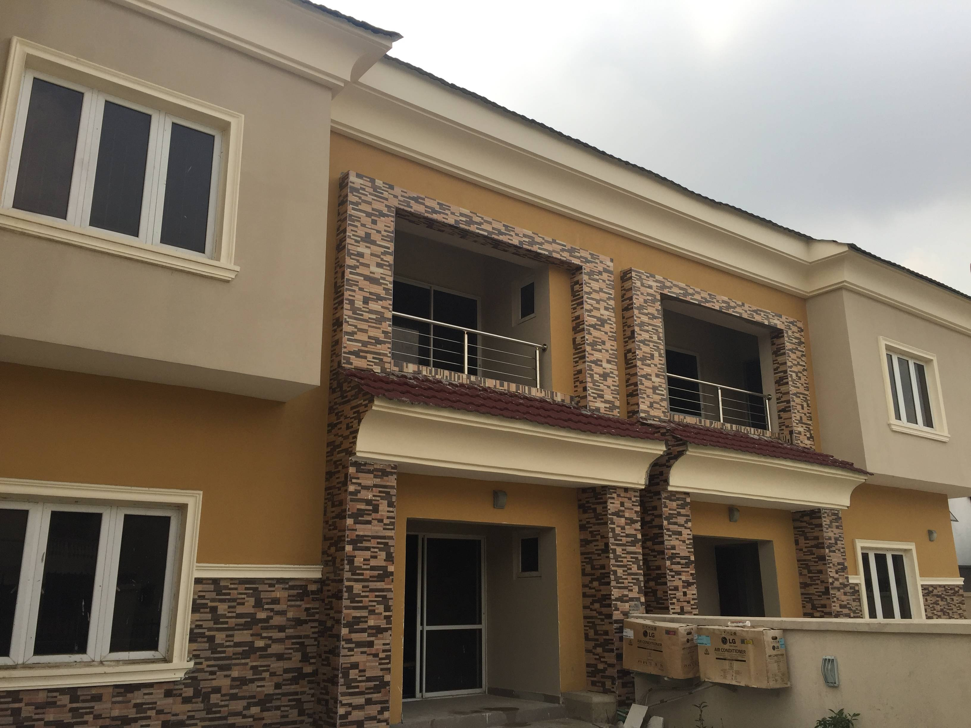 Construction of Private Residence Ogudu, Lagos