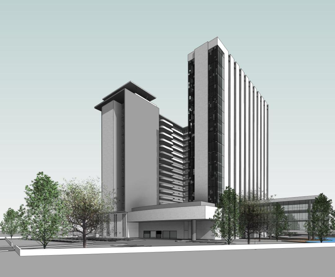 Proposed 5-Star Hotel at Oregun