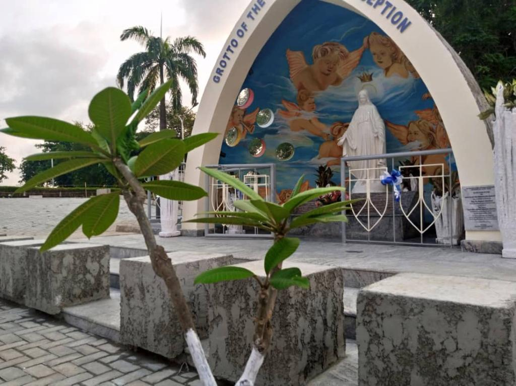 Design and Supervision of Marian Grotto at UNILAG